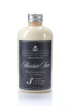 Premiere organic tanning lotion adored by celebrities and magazines alike.