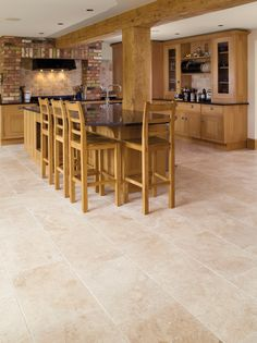 Link your interior to your exterior with our outdoor stone flooring range at Mandarin Stone. Browse options and buy outdoor stone tiles online. Stone Tile Flooring, Travertine Floors, Natural Stone Flooring, Slate Flooring, Stone Tiles, Wooden Flooring, Kitchen Flooring, Slate Stone, Flooring Ideas
