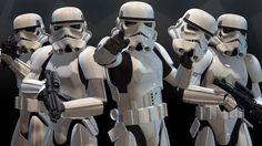Star Wars: Stormtroopers!