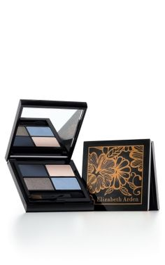 Color Intrigue Eyeshadow Quad, $30 (http://shop.elizabetharden.com) (Note to self: wasn't included in best sellers.)