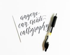 Cheating Calligraphy Tutorial | The Postman's Knock