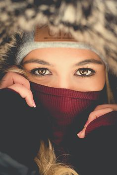 It's the most wonderful time of the year:snowflake::heart: Save 25% off all orders with code PINTERESTXO at checkout | Womens Winter Utah Beanie by Lady Scorpio | Shop Now LadyScorpio101.com | @LadyScorpio101 | Photography Ty Coy | Model Malorie DaRonche