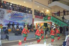 Launching kupasbengkulu.com, Sanggar Donga Ci'nga Bius Pengunjung Mall