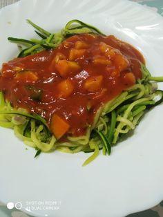 Spaghetti, Meals, Ethnic Recipes, Food, Meal, Essen, Yemek, Yemek, Noodle