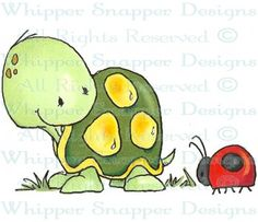 Diego - Reptiles - Animals - Rubber Stamps - Shop