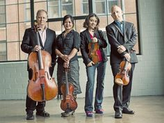Madeline Island Music Camp plays throughout the summer on Madeline Island. Including the Arianna String Quartet Concert - Jun 19, 2015 - Section | Madeline Island Chamber of Commerce