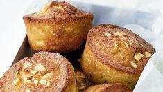 SØNDAG giver dig opskriften på muffins fyldt med hvid chokolade