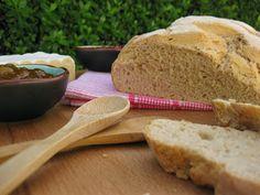 O Bolinho de Sábado: Pão de Centeio (World Bread Day)