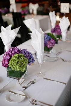Photo: GH Kim Photography - wedding centerpiece idea