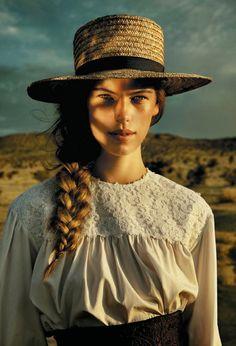 Prairie Girl ............................................