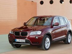 BMW X3 (F25) Specification - http://autotras.com