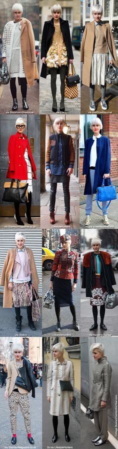 Linda Tol by Blue is in Fashion this Year