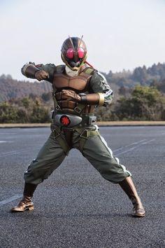 Kamen Rider #4 deve aparecer em Super Hero Taisen GP | Mega Hero | Explorando o Inexplorável