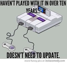 Good old Super Nintendo