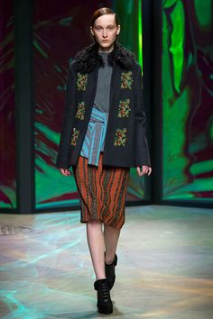 Thakoon Fall 2015 RTW Runway – Vogue