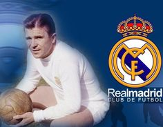 Ference Puskas Real Madrid, Soccer World, Best Player, Soccer Players, Juventus Logo, World Cup, Captain America, Football, Superhero