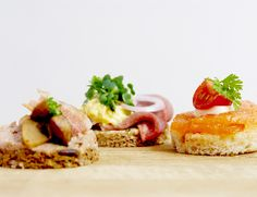 DANISH: Smørgås bord...Danish Open Sandwich...