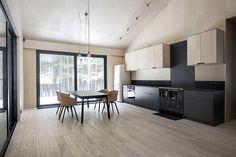 Дом в стиле минимализма – фото | AD Magazine