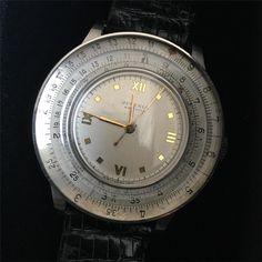 Juvenia Arithmo. Une montre fascinante. !