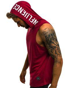 5d3e6cf4 Fitness Men Bodybuilding Cotton Sleeveless Top Solid Stringer Hoodie T –  myshoponline.com Polo Shirt