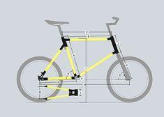 Spedagi Bamboo Bike For Village Revitalization Minivelo Geometry Sepeda Desain
