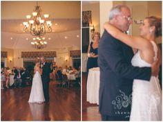 Massachusetts Wedding Photography Inspiration, Country Club Wedding, Father Daughter Dance Inspiration, Military Wedding