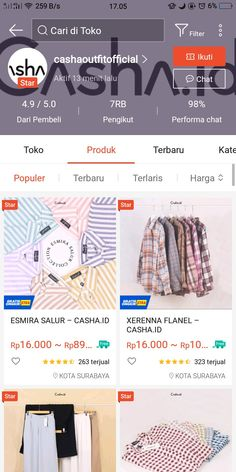 Best Online Clothing Stores, Online Shopping Sites, Shopping Hacks, Online Shopping Clothes, Aesthetic Korea, Aesthetic Shop, Street Hijab Fashion, Denim Fashion, Ootd Poses
