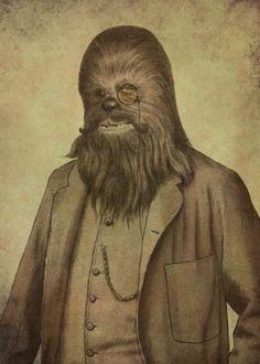 vintage humor parody movies scifi star wars starwars vader yoda Movies & TV