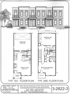 Attractive Building Designs By Stockton: Plan #