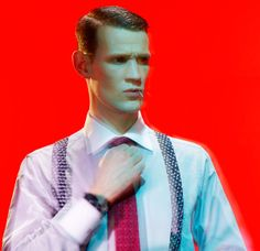 American Psycho: The Musical starring Matt Smith is a thing that is really happening