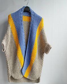 Сочетания возможны разные , при заказе всегда предлагаю различные варианты и помогаю с выбором #cardigan_kimanutka Knitted Poncho, Knit Cardigan, Crochet Blouse, Knit Crochet, Crochet Clothes, Crochet Projects, Scarf Wrap, Knitwear, Autumn Fashion