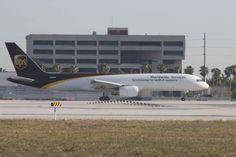 UPS Boeing B 757 200F