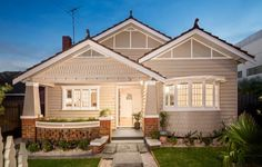 california bungalow melbourne - Google Search
