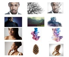 Do you want a double exposure effect on your photo ?
