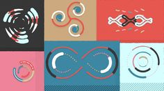 I decided to try out the Ouroboro preset one weekend. The weekend flew by and I ended up with a bunch of abstract ouroboros. I gathered all the pixels and gave them… Sound Design, Motion Design, Motion Graphics, How To Draw Hands, Kids Rugs, Symbols, Animation, Abstract, Artist