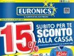 Euronics volantino 28 Giugno-25 Luglio 2013