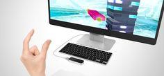 Dispositivo de controle gestual para computadores começa a ser vendido