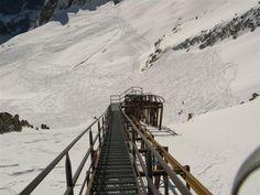 Courmayeur fuori pista - Toula (Colle Est di) ghiacciaio del Toula - Valle d'Aosta