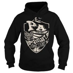 Its a PA Thing (Eagle) - Last Name, Surname T-Shirt