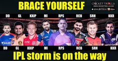 #VivoIPL #IPL9 #IPL2016 #DD #GL #KXIP #MI #RPS #RCB #SRH #KKR  Brace Yourself : IPL - Indian Premier League is on the way  http://www.crickettrolls.com/2016/04/09/vivo-ipl-2016-entertainment-at-its-best/