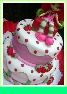 Torta Frutillita Fresita