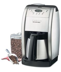 Cuisinart - Grind and Brew Thermal Coffee Maker