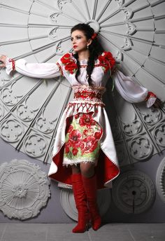 Ukrainian Costume Rent apartments in Kiev, Ukraine