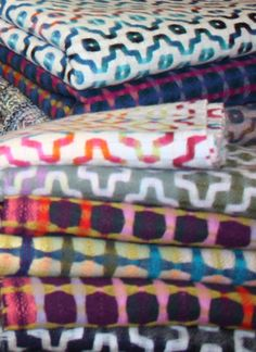 Margo Selby's textile vision