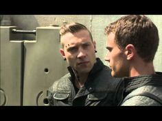 Divergent Featurette - Interviews and Behind the Scenes Footage - YouTube