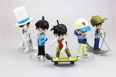 wholesale PVC detective conan conan base Doll action figure, View detective conan, donnatoyfirm Product Details from Guangzhou Donna Fashion Accessory Co., Ltd. on Alibaba.com
