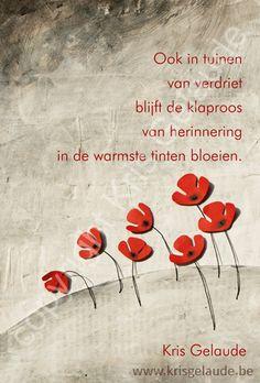 Kris Gelaude - Ook in tuinen - Illustratie Joke Eycken