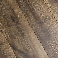 Armstrong Rustics Oak Etched Light Brown Laminate Flooring L6643