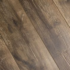 Armstrong Rustics Oak Etched Light Brown Laminate Flooring L6643