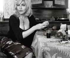 Madonna for Dolce & Gabbana SS10